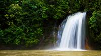Tasek Lama Waterfall