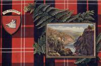 Chisholm (Raphael Tuck Scottish Tartan Postcard)