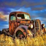 """Old Truck"" by JanandMichaelDavid"
