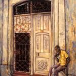 """Havana Street Musician"" by elenamaza"