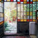 """Courtyard Door"" by elenamaza"