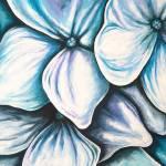 """""""Lavender Hydrangea"""" by StudioEriksdotter"""
