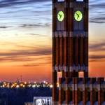 """OU Clock Tower (Cropped)"" by rhythmandcode"