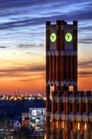 OU Clock Tower (Cropped)