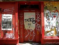 NYC Doorway