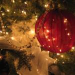 """A large red ornament"" by minimuseumstore"