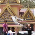 """""""Thais celebrate Songkran Festival"""" by fazrulhasnor"""