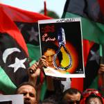 """Protest of Libya"" by fazrulhasnor"