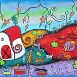 """""""Cat Parade"""" by juliryan"""