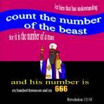 """""""666-2"""" by memoryverseposter"""