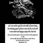 """""""angel"""" by memoryverseposter"""