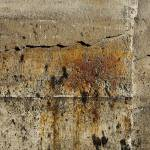 """Abstract Concrete Close-up Texture photograph 0275"" by RF_Photography"