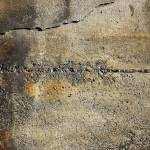 """Abstract Concrete Close-up Texture photograph 0281"" by RF_Photography"