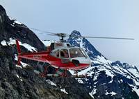 Seeing Alaska by Helicopter.