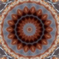 Gray and Brown Industrial Kaleidoscope 7