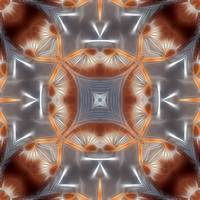Gray and Brown Industrial Kaleidoscope 11