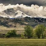 """""""Longs Peak Hangin"""" by lightningman"""
