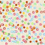 """""""Seamless candy background"""" by lirch"""