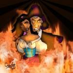 """Hell Fire"" by CheekyRod"