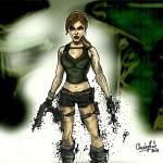"""Tomb Raider Underworld"" by CheekyRod"