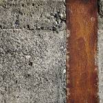 """Abstract Concrete Close-up Texture photograph 0250"" by RF_Photography"