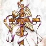 """""""Angel Cross"""" by Crosseffect"""