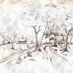 """Hometown Church"" by Crosseffect"