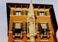 Casa de la Virgen, Verona (Color)