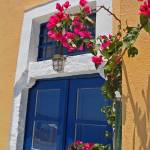 """Greek Door"" by mariavalentino"