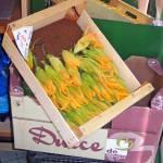 """""""Italian Zucchini Flowers"""" by mariavalentino"""