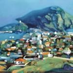 """""""greecian harbor"""" by riahills"""