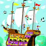 """""""Pirates"""" by Migy"""