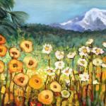 """""""A Mountain View"""" by JENLO"""