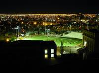Tiger Stadium- El Paso High School at Night