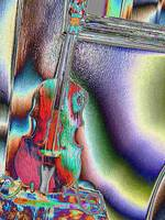 violin color