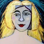 """The Girl Beneath My Face"" by sandralynnsparks"