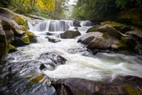 Chattooga Potholes - Chattooga River, Highlands, N