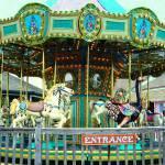 """Smithville  Carousel"" by RickTodaro"