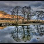 """Reflections, Derwentwater, Lake District"" by LesBrown"