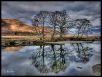 Reflections, Derwentwater, Lake District