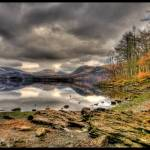 """Blencathra and Derwentwater"" by LesBrown"