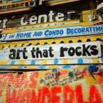 """""""Art That Rocks on the Ocean Gallery in OCMD"""" by travel"""