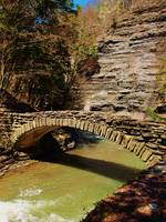 Stone Bridge at Stony Brook Park