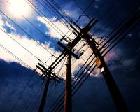 Powerlines and Angles