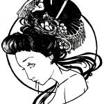 """""""Damned geisha"""" by Wrongpitch"""