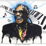 """Ray Charles"" by berreyart"