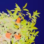"""Oranges and Lemons Blue"" by MarkRobertson"