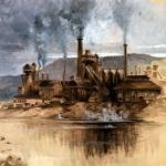 """BETHLEHEM STEEL WORKS"" by homegear"