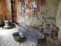 Old Fashioned Bathtub