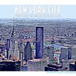 """New York City View From Empire State Bldg"" by Automotography"